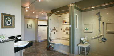 Disability Accessible Remodeling Tacoma Puyallup Seattle Bellevue - Bathroom remodeling kent wa
